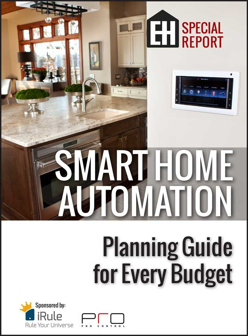 free report smart home automation planning guide for every budget master smart home technology. Black Bedroom Furniture Sets. Home Design Ideas