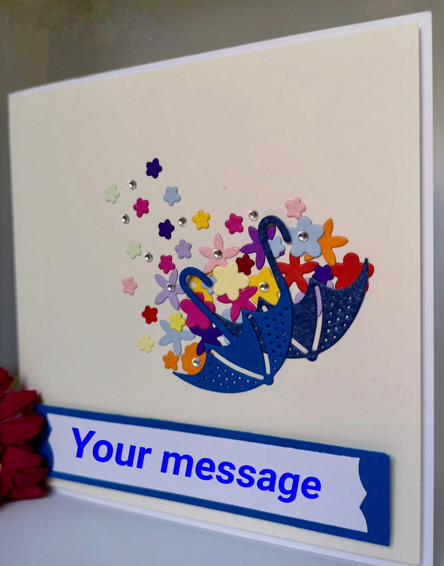 Personalised birthday hello get well sorry thanks leaving sympathy