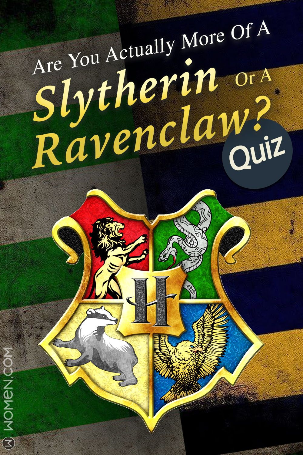 Quiz Are You Actually More Of A Slytherin Or A Ravenclaw Ravenclaw Ravenclaw Personality Slytherin