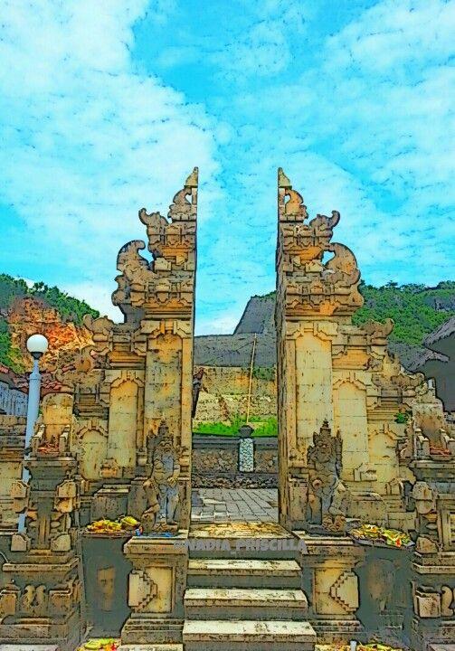 Pura Dalem Segara Bali Indonesia Bali Indonesia Indonesia Bali