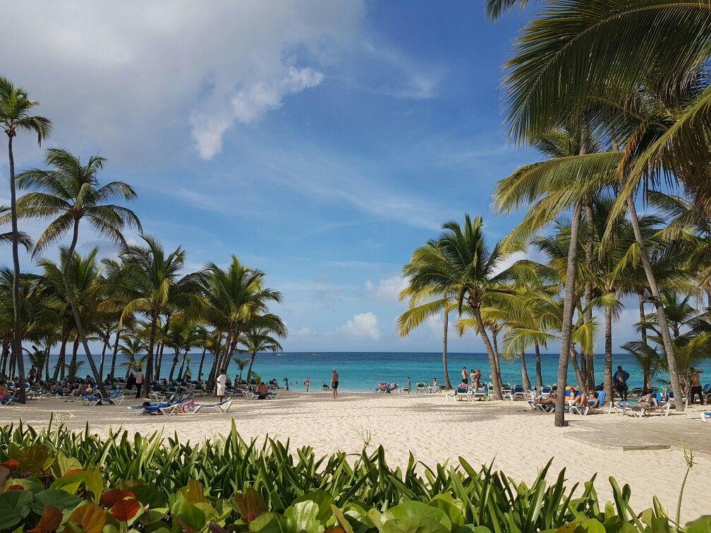 Beach At Riu Palace Punta Cana Get A