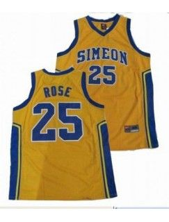 best service 89695 a6366 Package - mail cheap jerseys!NCAA Simeon high school #25 ...
