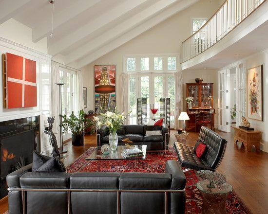 Persian Carpet And Furniture In Stilish House Google