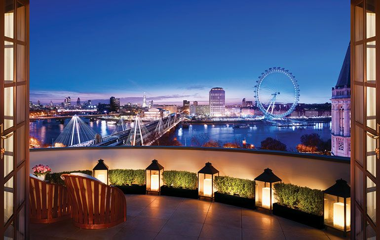 Mr Mrs Smith View From Royal Corinthia Hotel London