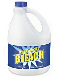 Pure Bright Bleach - 1 Gallon Bottle S-19457
