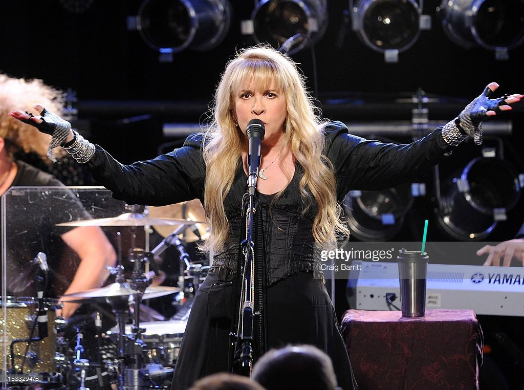 Stevie Nicks performs at iHeartRadio and MediaLink Present