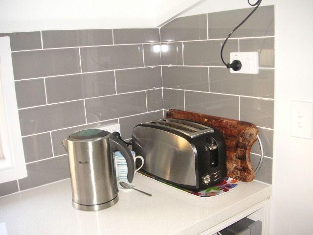 Awesome Subway Tile Kitchen Splashback Images Home