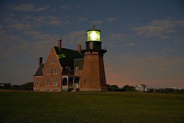 South East Light, Block island, Rhode Island