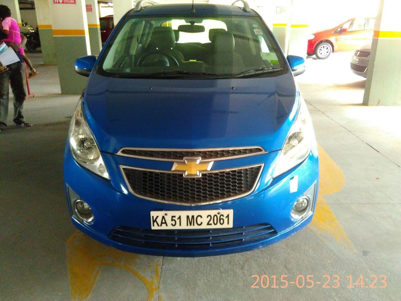 Used 2012 Chevrolet Beat LT Petrol for 3.7 Lakhs Zoomo