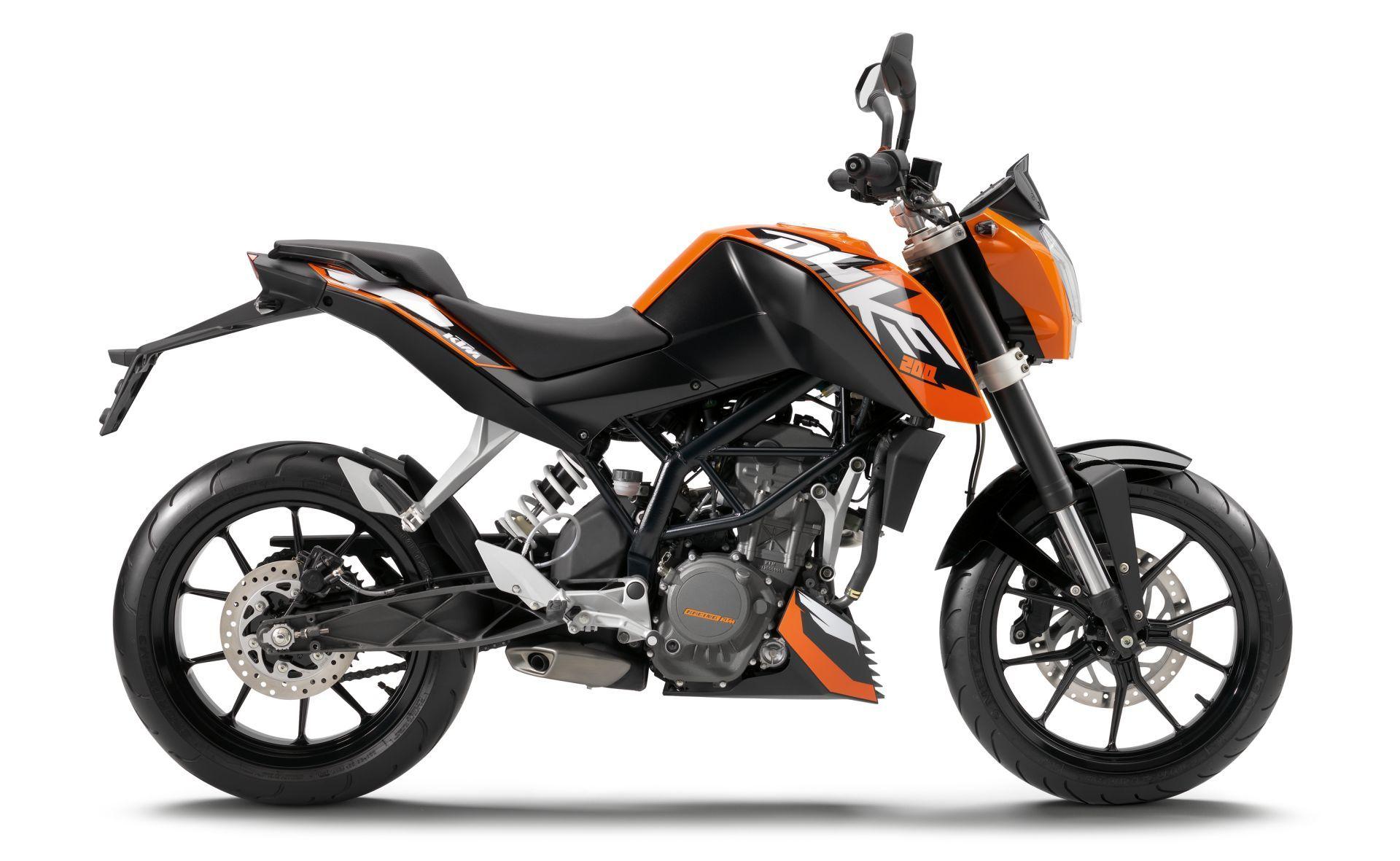 Ktm Duke 200 Bmw Honda Nepal