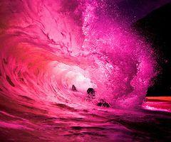 pink surf.