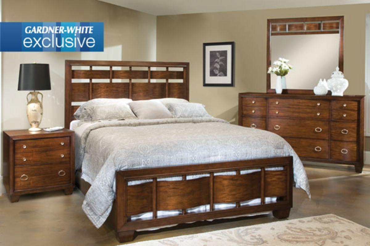 Wave Collection (Bedroom) at Gardner-White Furniture ...