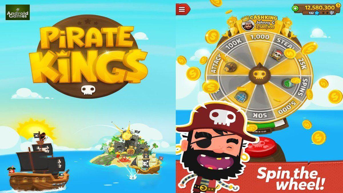 Pirate King Game Game