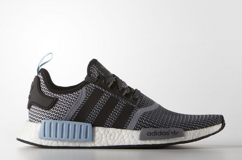 Adidas NMD R1 Clear Blue - Womens Core