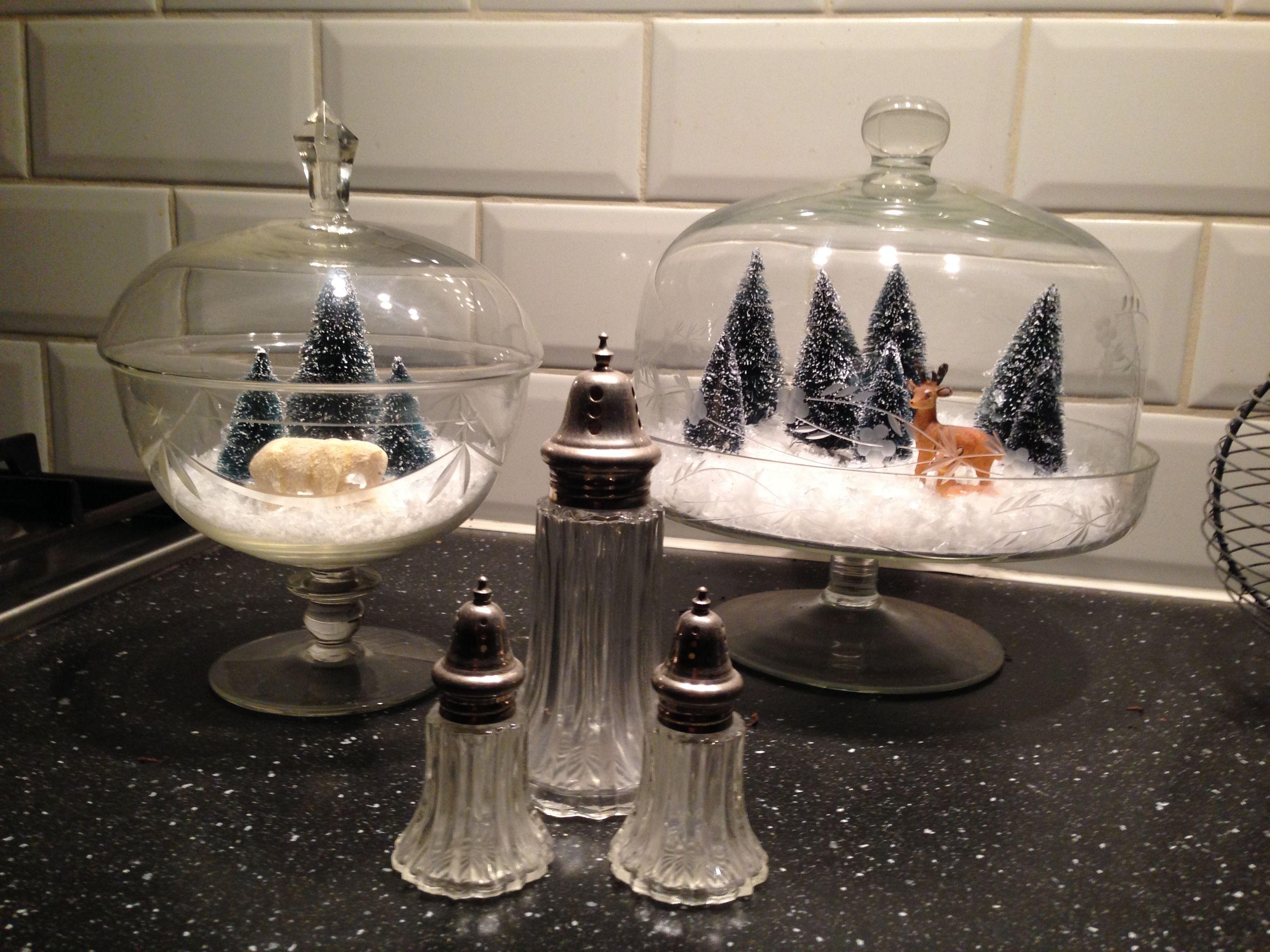 Kerst Winter Decoratie Decoratie Kerst