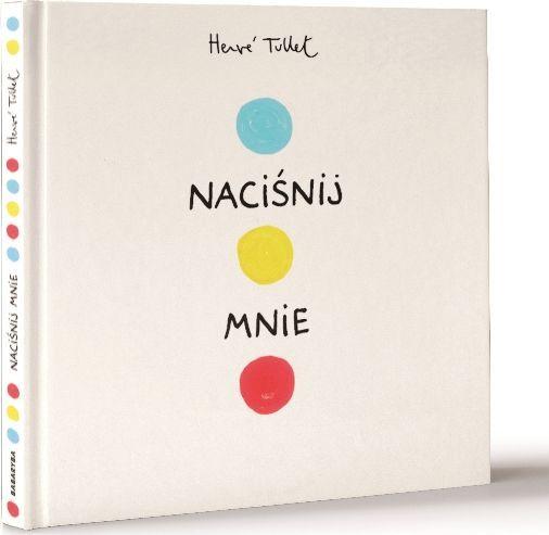 Nacisnij Mnie School Logos Herve Tullet Childrens Books