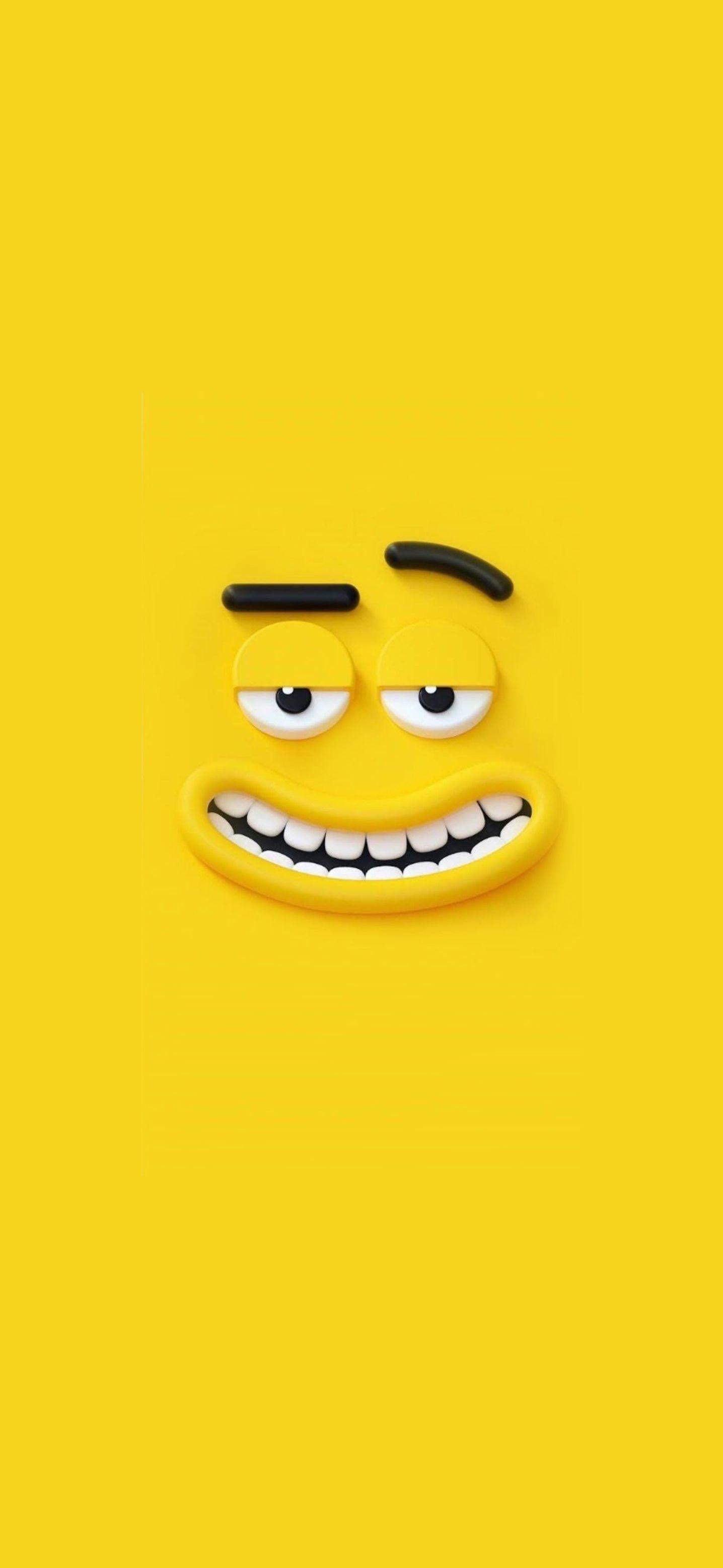 اجمل خلفيات الايفون بجودة Hd Iphone Wallpaper Iphone Wallpaper Yellow Cartoon Wallpaper Iphone Emoji Wallpaper Iphone