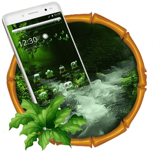 Android App Ideen flowing water are said to be auspicious as it brings prosperity so