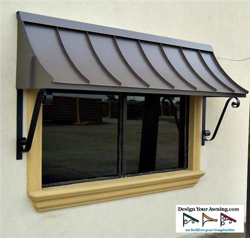 The Romeo Gallery Metal Awnings Projects Gallery Of Metal