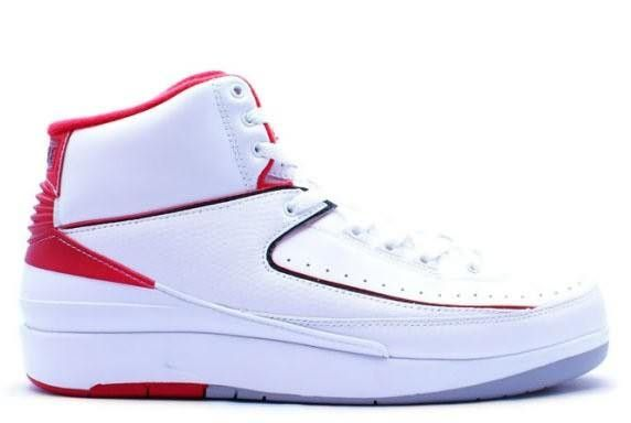 first rate 3d2df 486db Hot Deal Air Jordan 2 (II) Retro QF White Varsity Red