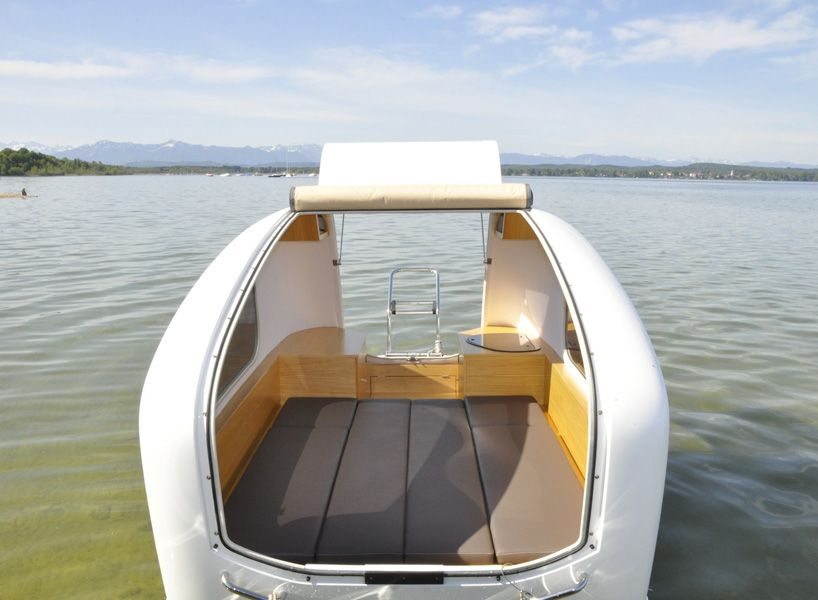 f59b90e028 sealander amphibious camping trailer designboom. sealander amphibious  camping trailer designboom Camper Boat ...