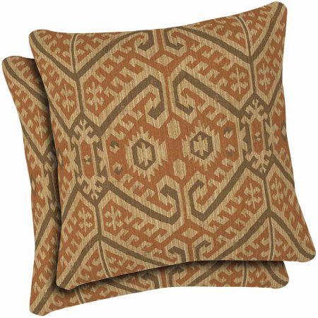 Arden Outdoors Toss Pillow For Patio Set Of 2 Outdoor Accents