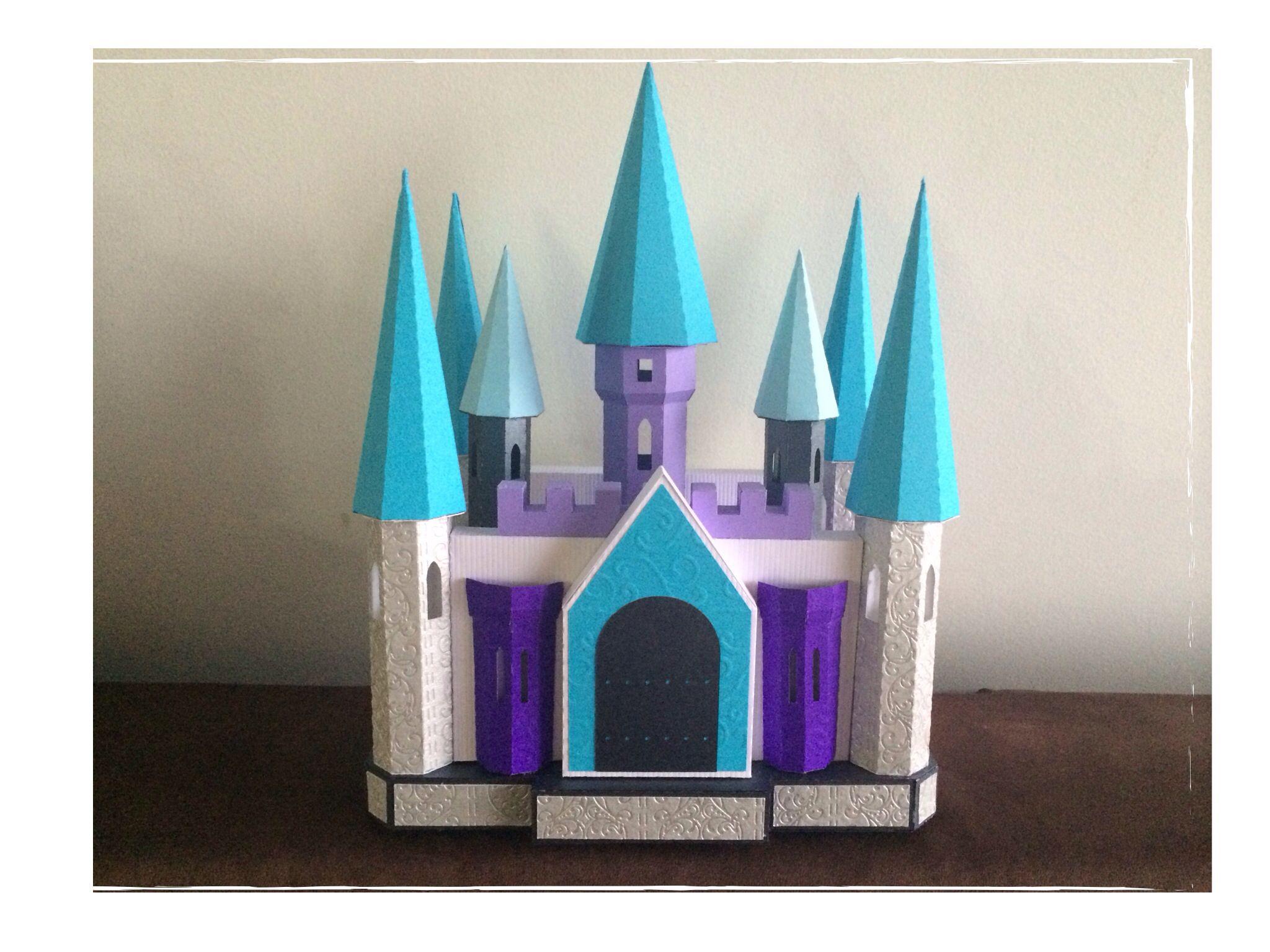 Castillo - hecho a mano