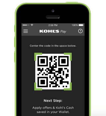 Kohl S Pay Mobile Payment App Mobile Payment App Mobile Payments App
