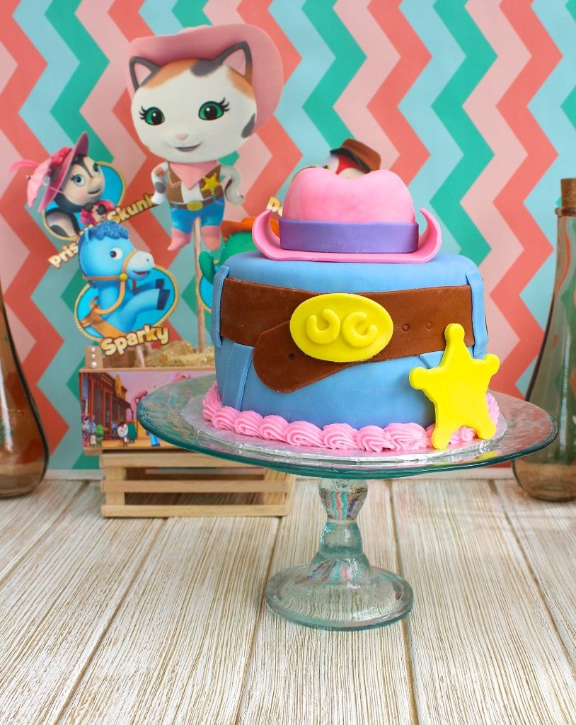 sheriff callie birthday party   Project For: Dyanni's 4th Birthday Age: 4 Location: CA Description:
