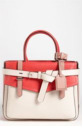 Reed Krakoff 'Boxer' Colorblock Leather Satchel