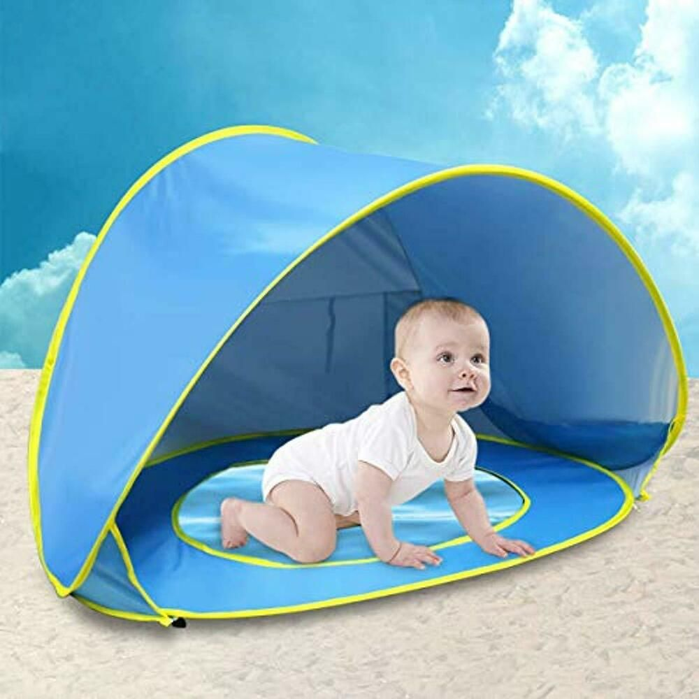 Infant Baby Kids Beach Tent Pop Up Portable Shade Pool UV Protection Sun Shelter