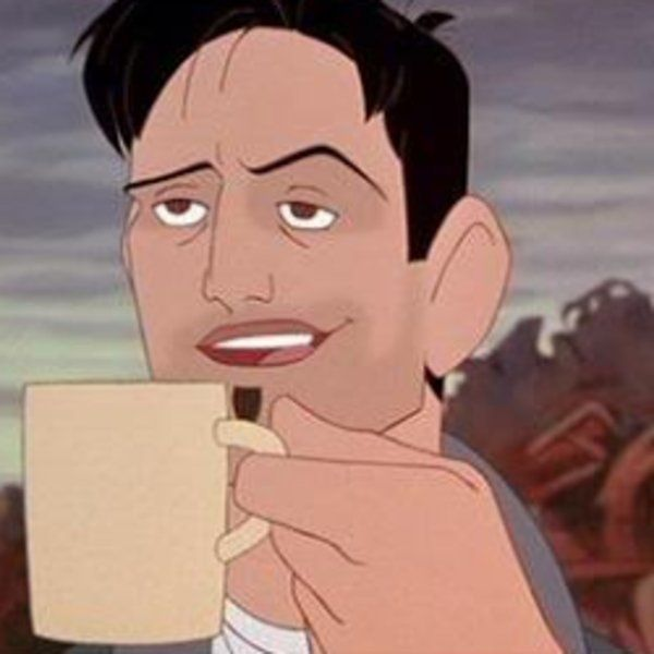 Dean McCoppin Mug   The iron giant, Memes, Funny pictures