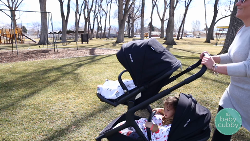 Stroller Comparison Nuna DEMI Grow. vs. UPPAbaby VISTA