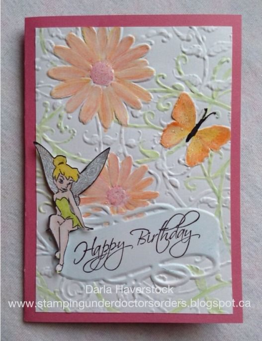 I Cant Seem To Get Enough Of These New Folders So Course Have Another Card For You Today A Girls Birthday Using The Same Fold