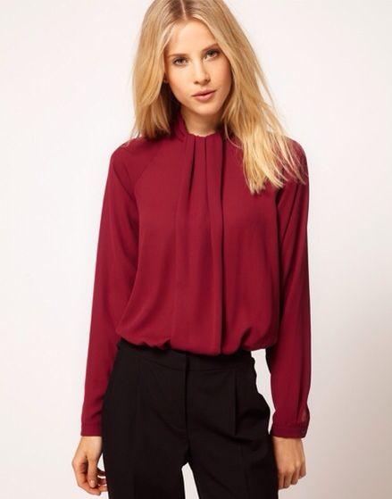 49b69b14f Camisas para mujer de todos los precios y estilos   bonito   Camisas ...