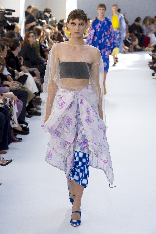 Dries Van Noten Spring 2019 Ready to Wear Fashion Show