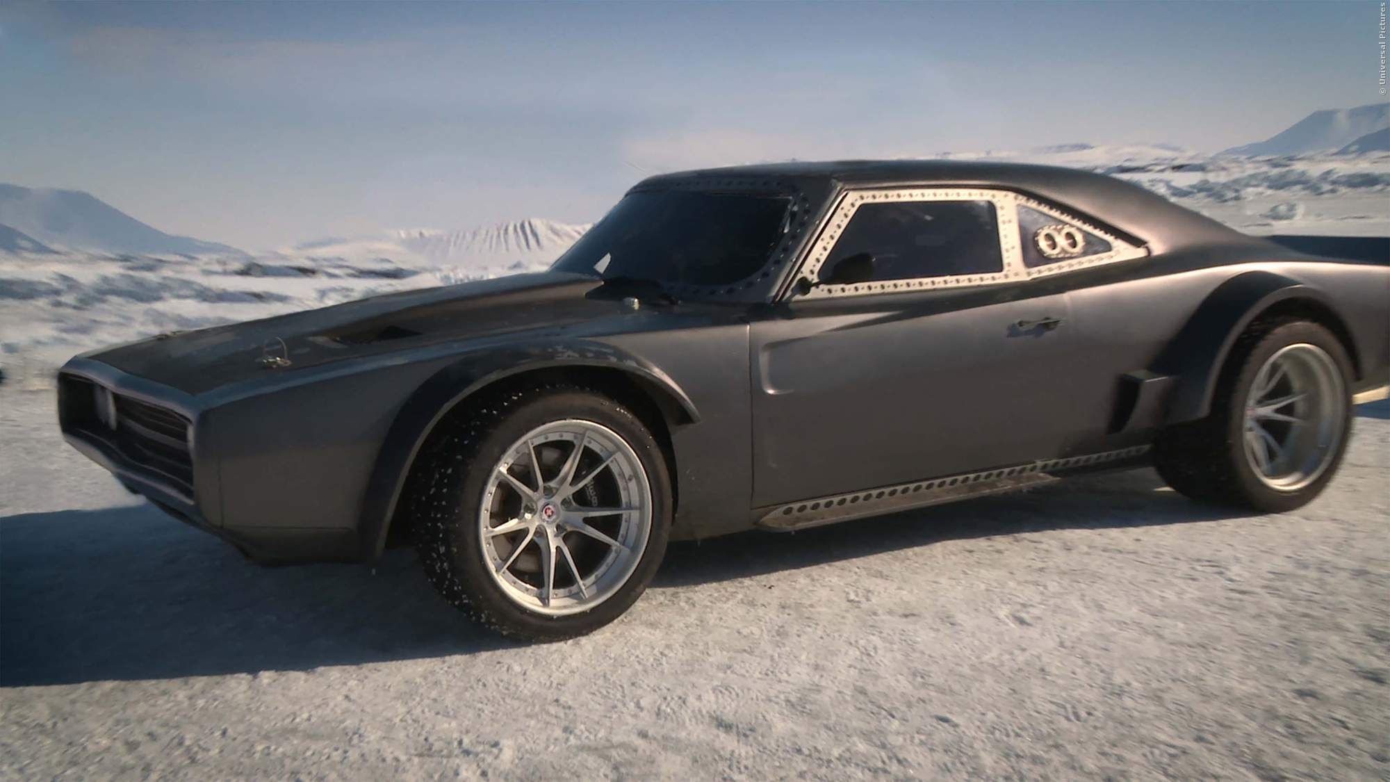 Fast And Furious 8 Autos Die Wichtigsten Fahrzeuge Im Rock Man