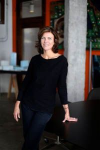 Architect and MacArthur Fellow Jeanne Gang, founder and principal of Studio Gang Architects.