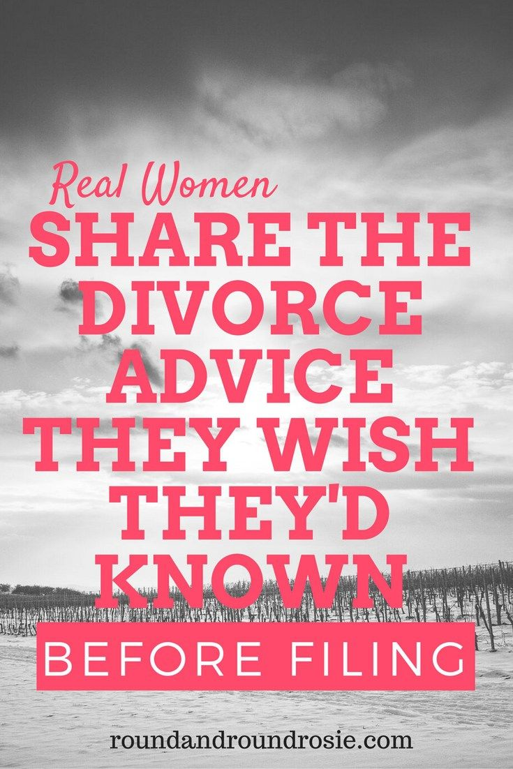 Dating advice for divorced women