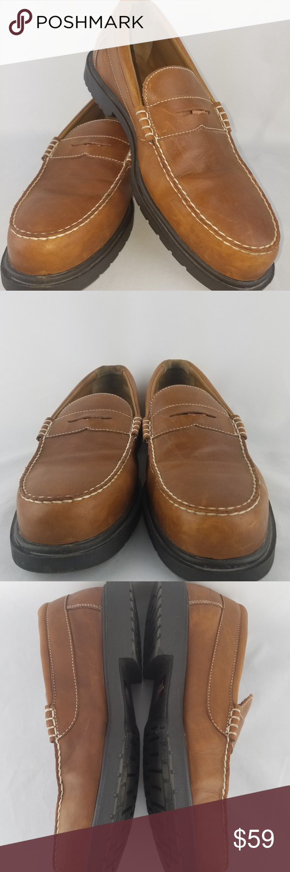 d2e38b8b6a8f Red Wing 13 Penny Loafer Shoes Slip-on Penny loafers by Red Wing Brown  Slip-on Leather upper Red Wing Shoes Shoes Loafers   Slip-Ons