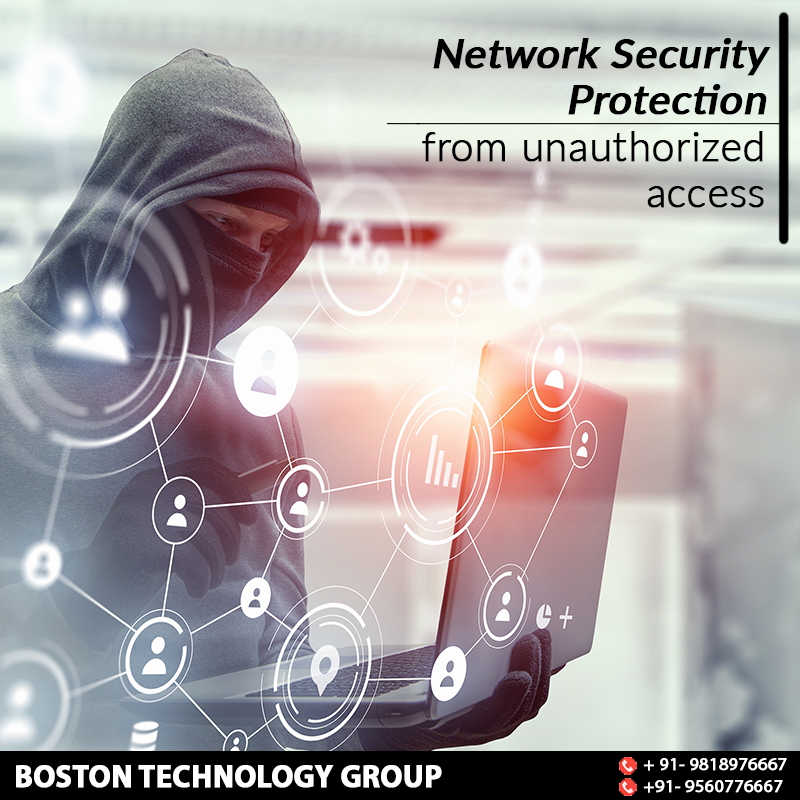 unauthorized access in network security