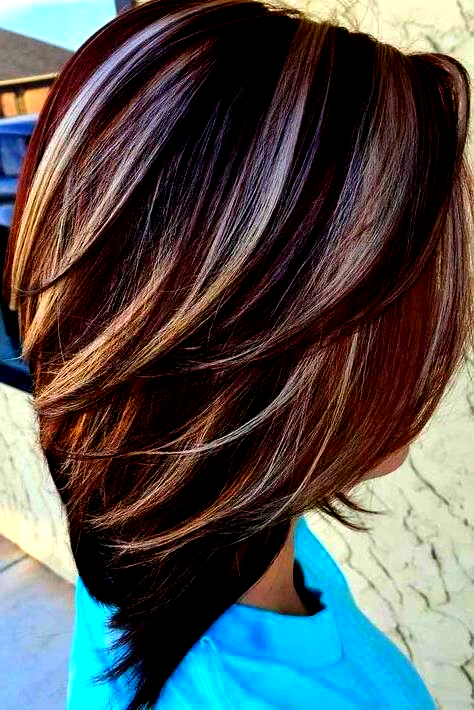 Beauty 56 Trendy Hair Color Ideas For Brunettes Short Fall Hairstyle For Women Hai In 2020 Brunette Hair Color Fall Hair Colors Hair Color Ideas For Brunettes Short