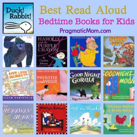 best read aloud books for preschoolers
