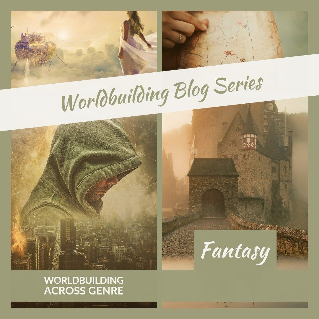 Fantasy Genre Amp Worldbuilding In