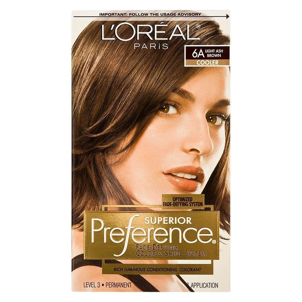 L Oréal Paris Superior Preference Fade