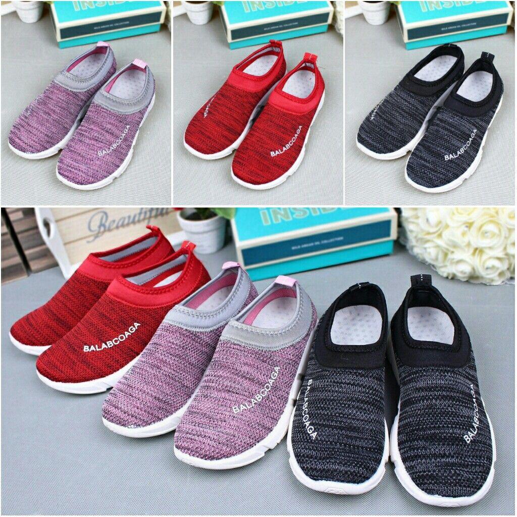 Sepatu Fashion Dianna Slipon Shoes M334 50230 Quality