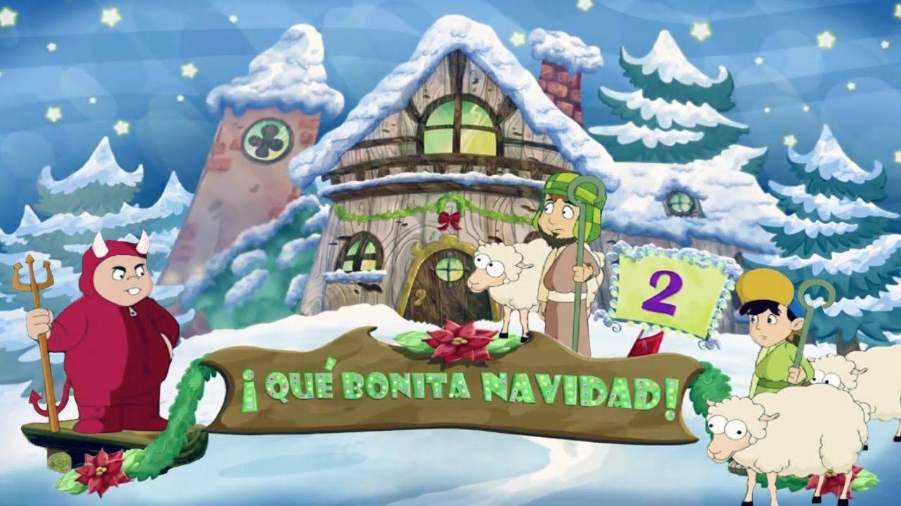 El Chavo animado - Que bonita Navidad (Parte 2) (+lista de reproducción)