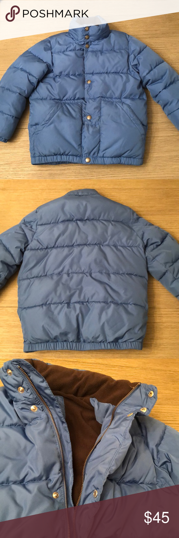 Gap Kids Primaloft Puffer Jacket Jackets Gap Kids Gap Jacket [ 1740 x 580 Pixel ]