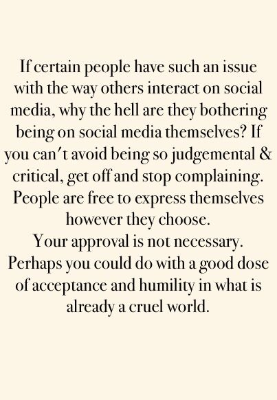 Stop Being So Judgemental Ask Yourself Why You Let It Bother You So Much Bothered Stop Complaining Judgement