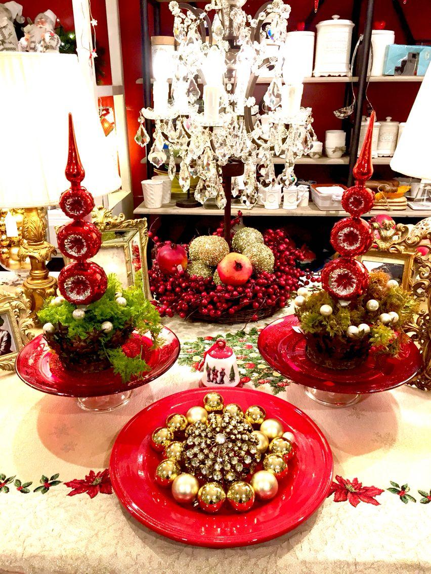 Table For Christmas